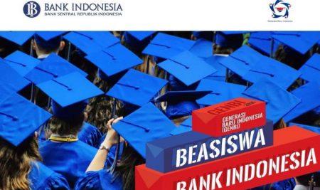 PENERIMA BEASISWA BANK INDONESIA TAHUN ANGGARAN 2016