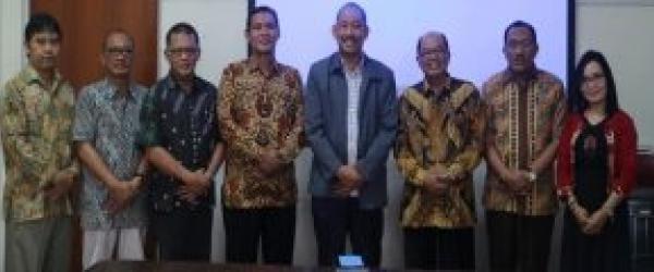 Tim Remunerasi UNY Studi Banding Implementasi Remunerasi ke UM