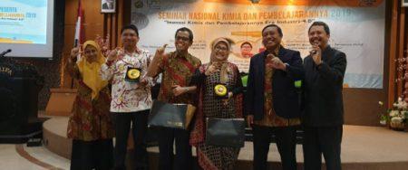 Seminar Nasional Kimia dan Pembelajarannya (SNKP) 2019