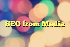 SEO from Media