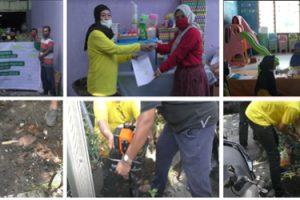 Edukasi dan Pendampingan Pembuatan Biopori dan Pengenalan Sains Usia Dini di Kelurahan Blimbing, Kecamatan Blimbing, Kota Malang